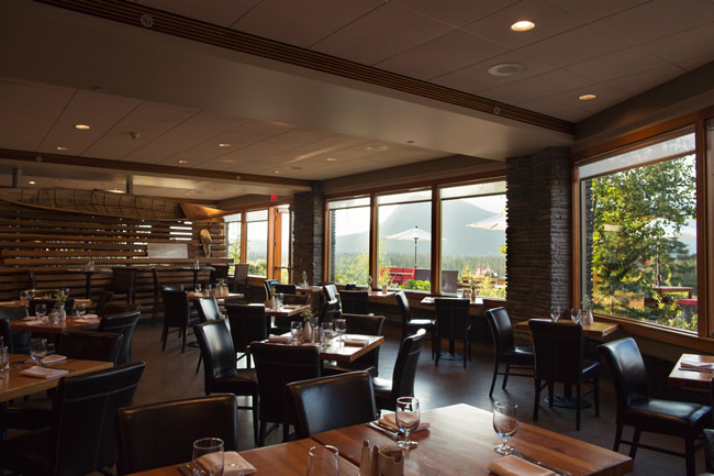 Juniper Bistro Meetings Banff