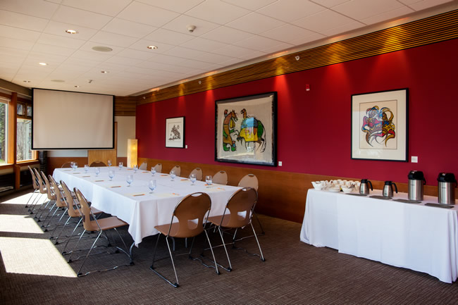Banff Meeting Room - Vermillion at Juniper
