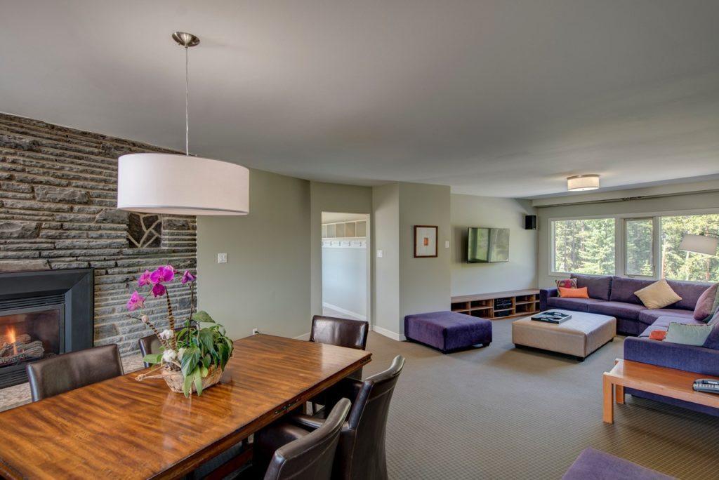 Three Bedroom Skyview Suite Banff