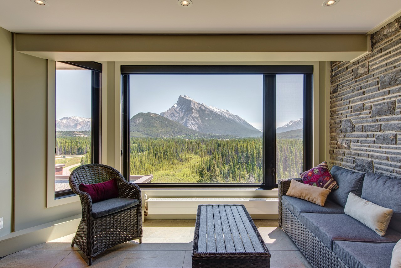 Live The Suite Life in Banff